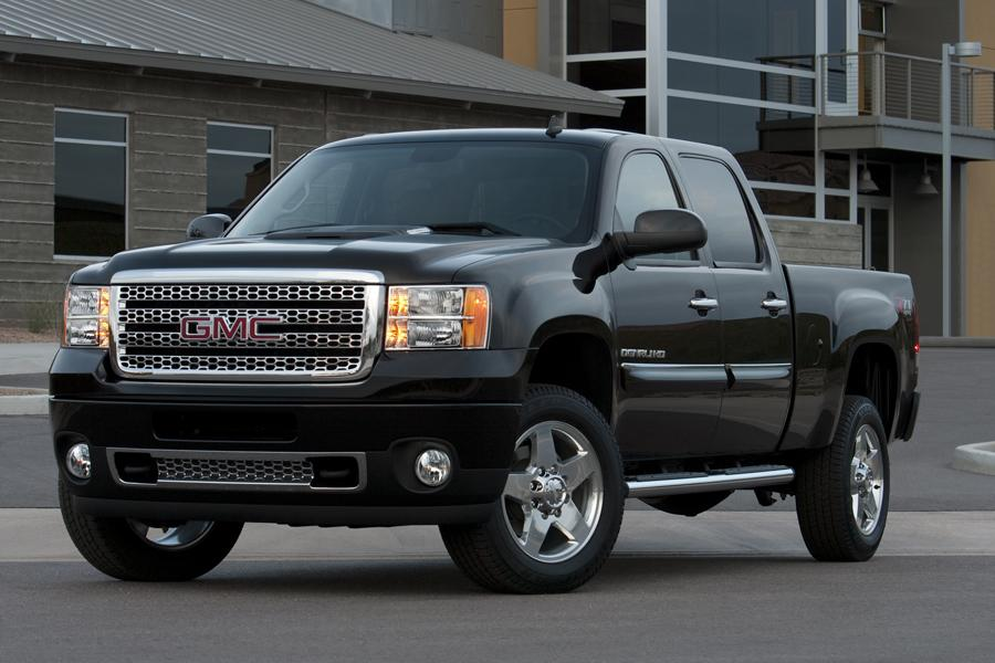 2011 GMC Sierra 2500 Photo 1 of 20