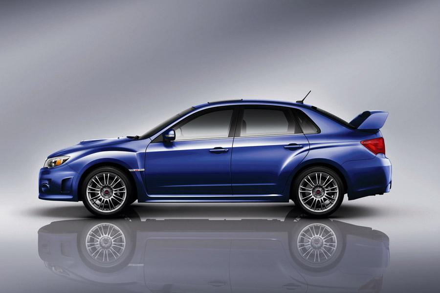 2011 Subaru Impreza WRX STi Photo 3 of 19