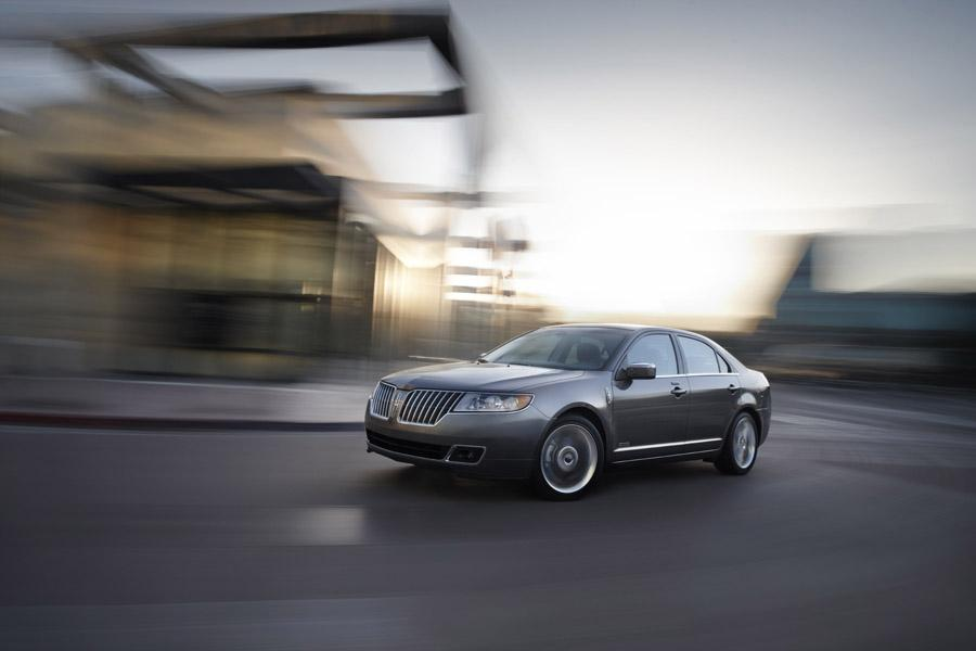 2011 Lincoln MKZ Photo 3 of 40