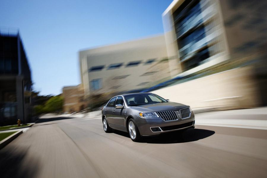 2011 Lincoln MKZ Photo 4 of 40