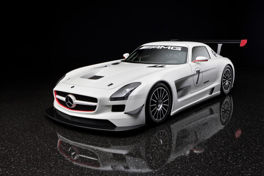 2011 Mercedes-Benz SLS AMG Photo 5 of 20