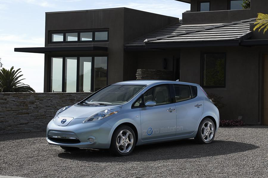 2011 Nissan Leaf Photo 1 of 21