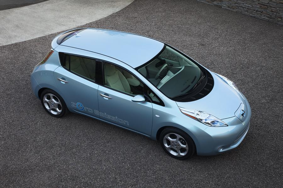 2011 Nissan Leaf Photo 2 of 21