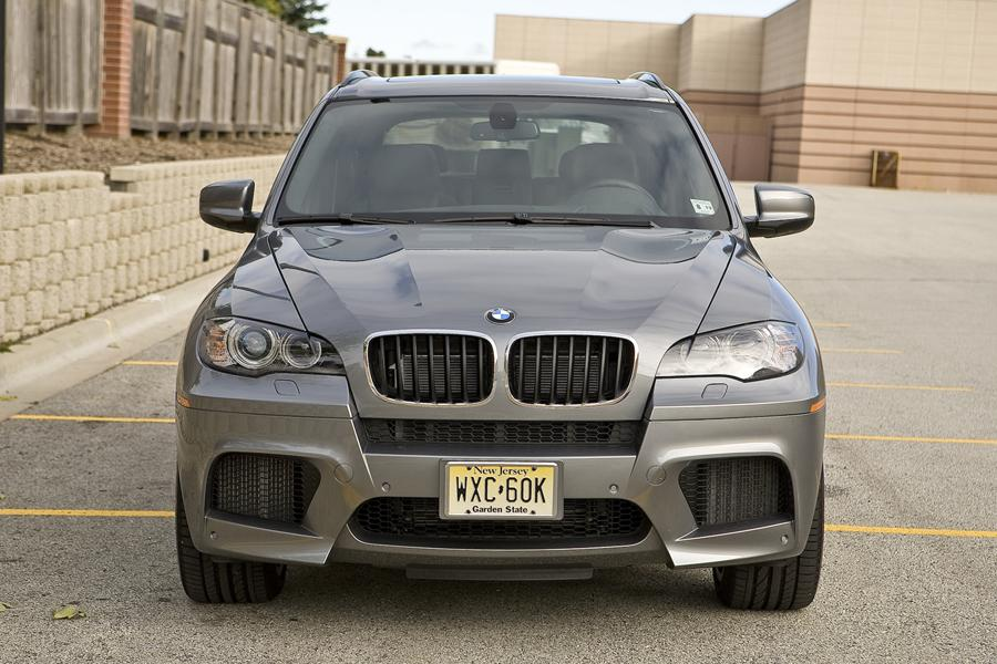 2011 Bmw X5 M Overview Cars Com