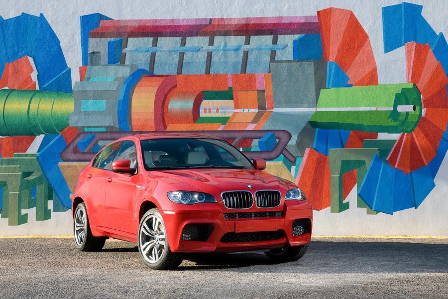 2011 BMW X6 M Photo 4 of 20