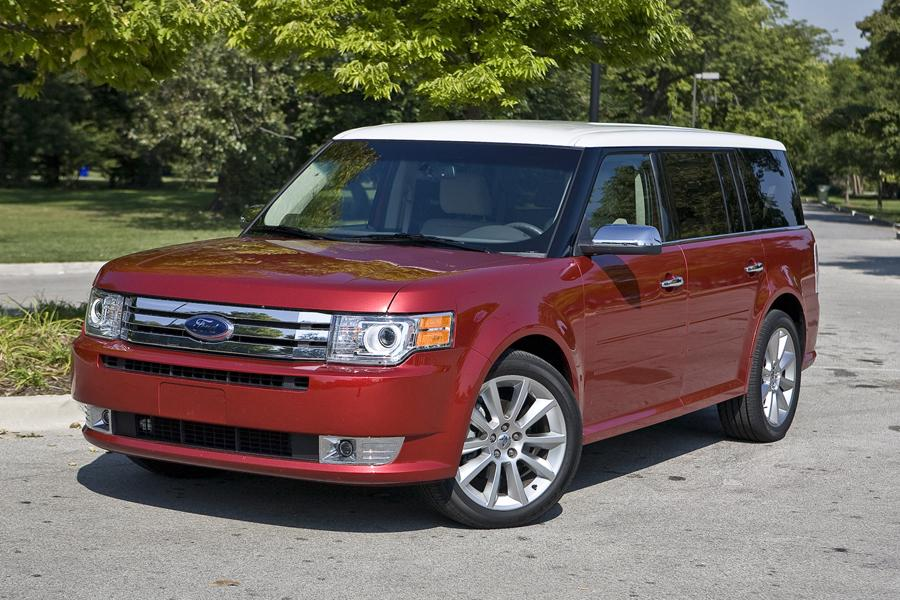 2011 Ford Flex Photo 3 of 20