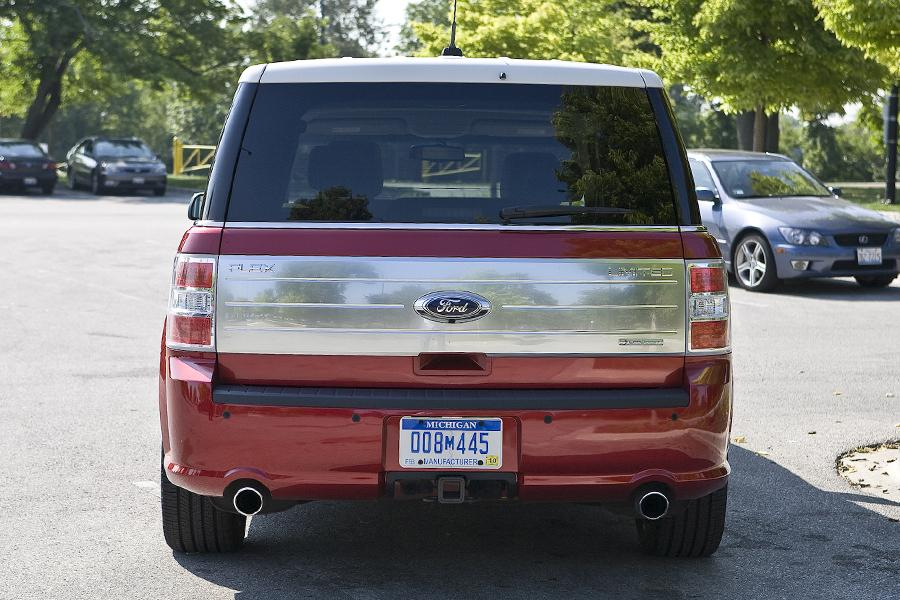 2011 Ford Flex Photo 6 of 20