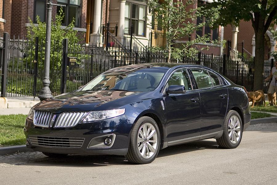 2011 Lincoln MKS Photo 1 of 20
