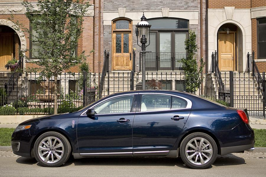 2011 Lincoln MKS Photo 3 of 20