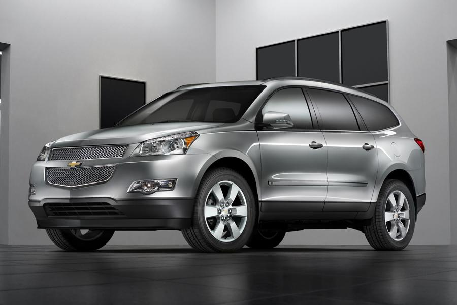 2011 Chevrolet Traverse Photo 1 of 20