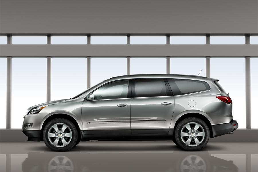 2011 Chevrolet Traverse Photo 3 of 20