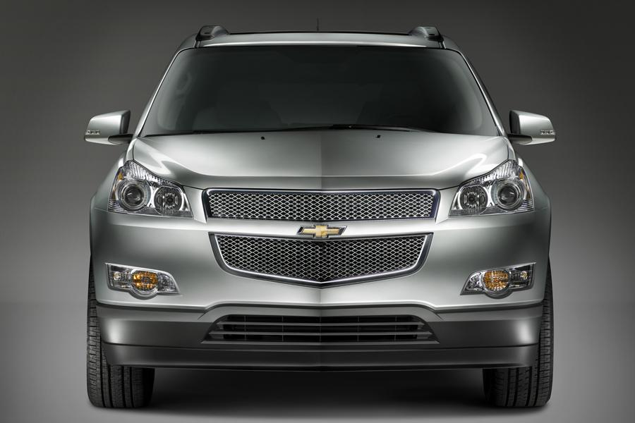 2011 Chevrolet Traverse Photo 4 of 20