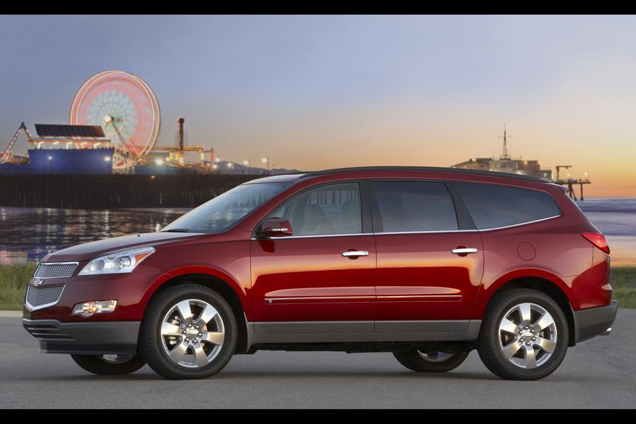 Chevy Traverse Mpg >> 2011 Chevrolet Traverse Reviews, Specs and Prices | Cars.com