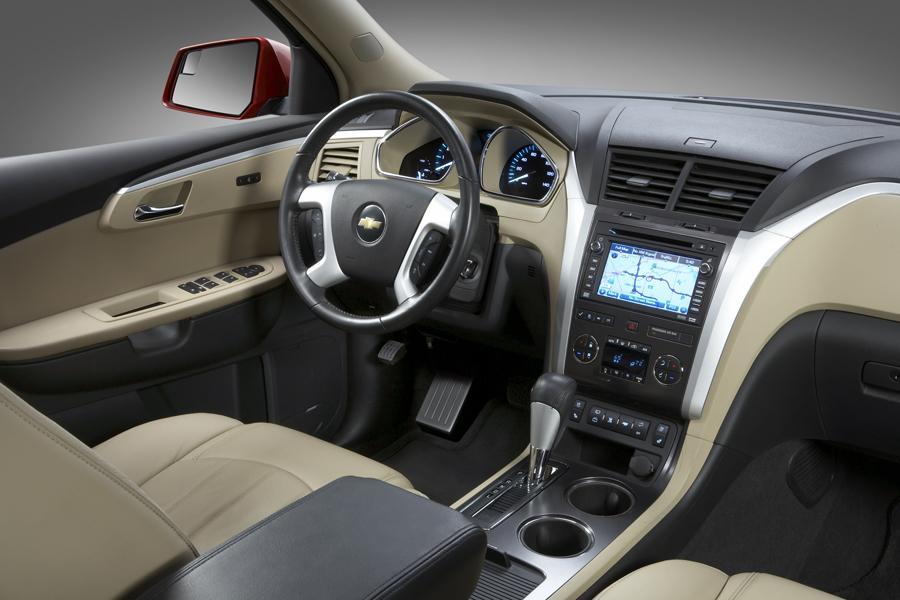 2011 Chevrolet Traverse Reviews, Specs and Prices | Cars.com