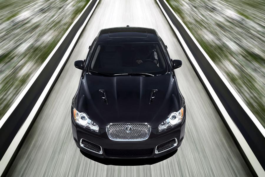 2011 Jaguar XF Photo 4 of 20