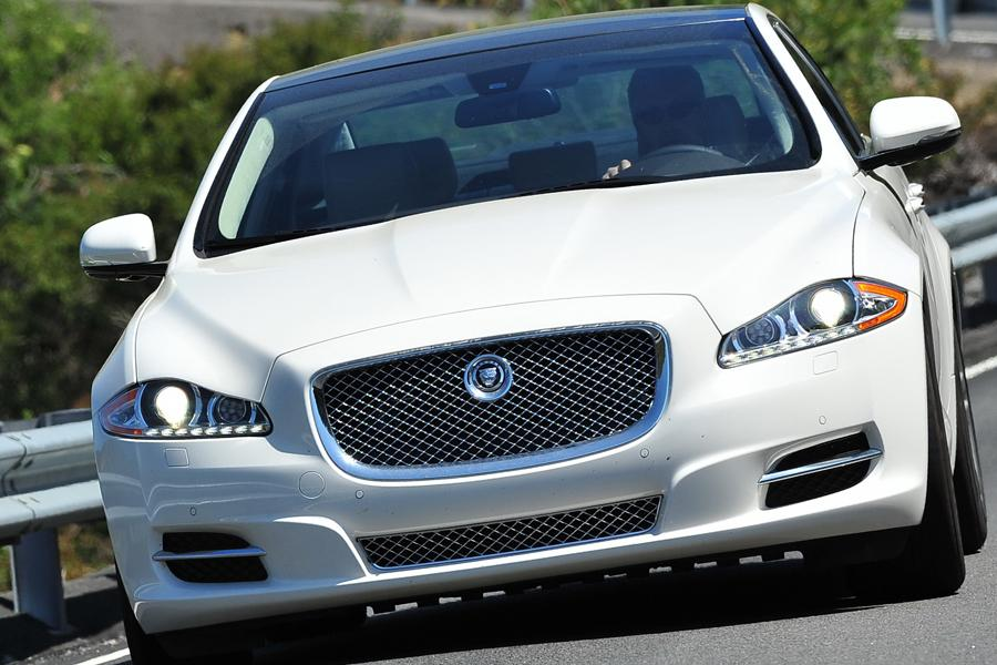2011 Jaguar XJ Photo 3 of 20