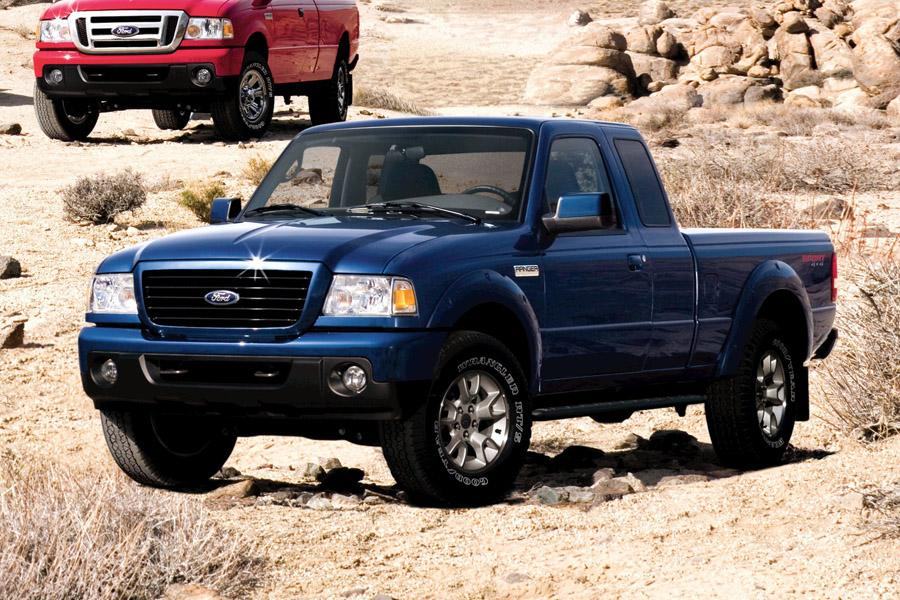 2011 Ford Ranger Photo 1 of 20
