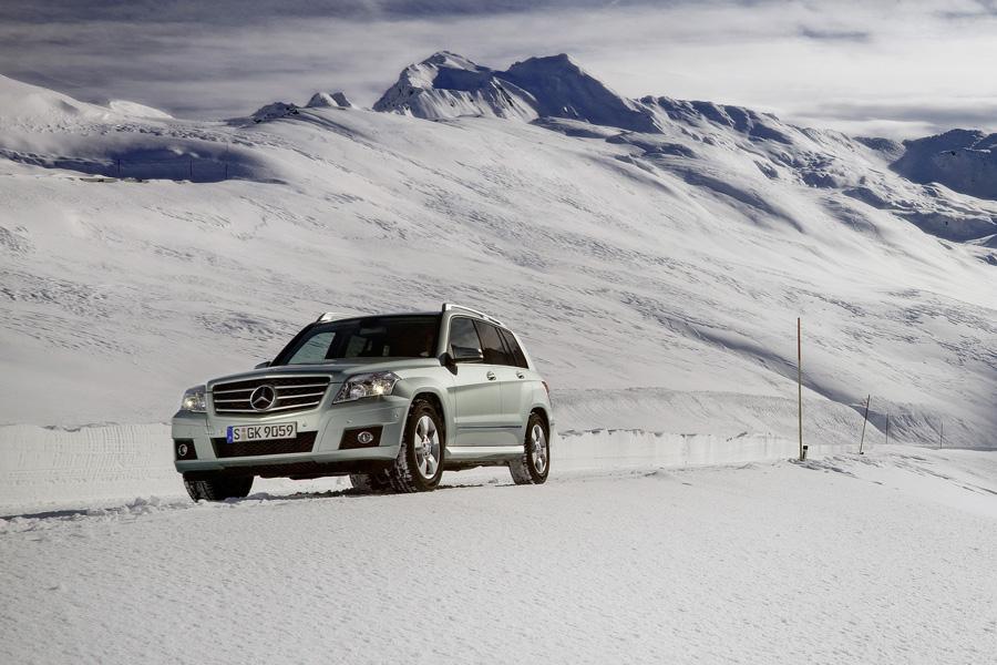 2011 Mercedes-Benz GLK-Class Photo 6 of 20