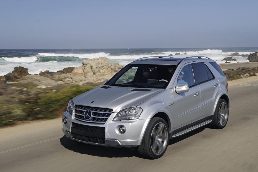 2011 Mercedes-Benz M-Class Photo 5 of 20