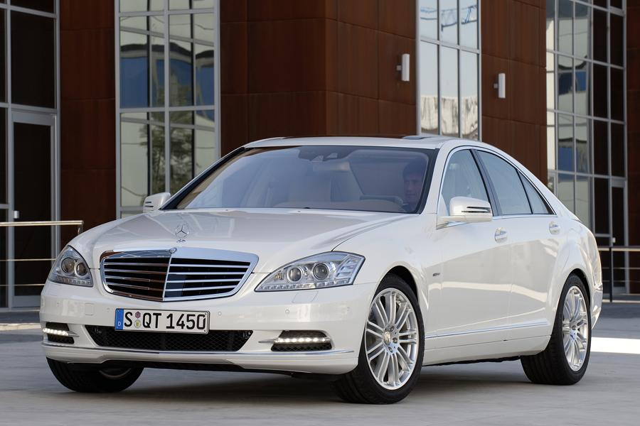 2011 Mercedes-Benz S-Class Photo 1 of 20