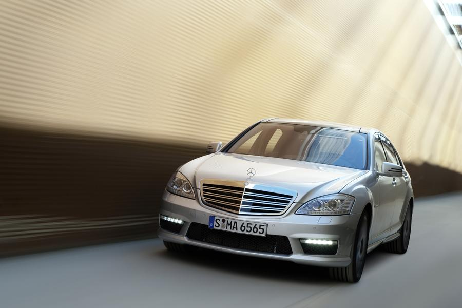 2011 Mercedes-Benz S-Class Photo 4 of 20