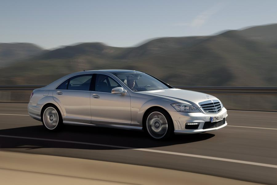2011 Mercedes-Benz S-Class Photo 6 of 20