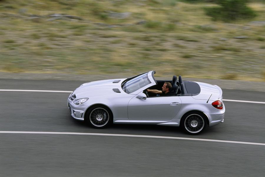 2011 Mercedes-Benz SLK-Class Photo 2 of 20