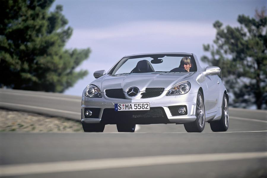 2011 Mercedes-Benz SLK-Class Photo 3 of 20