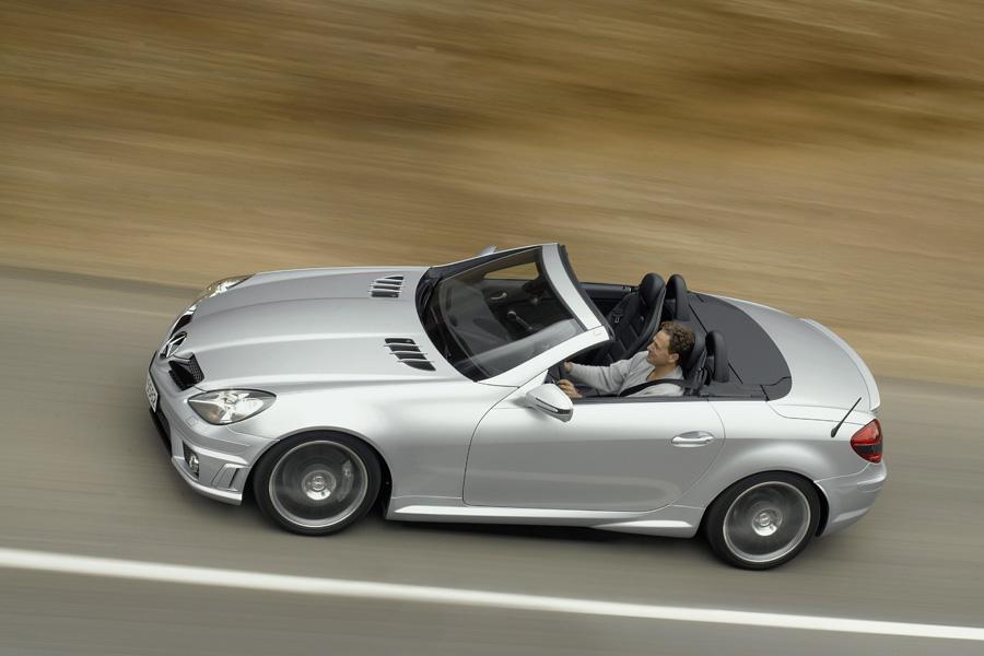 2011 Mercedes-Benz SLK-Class Photo 4 of 20