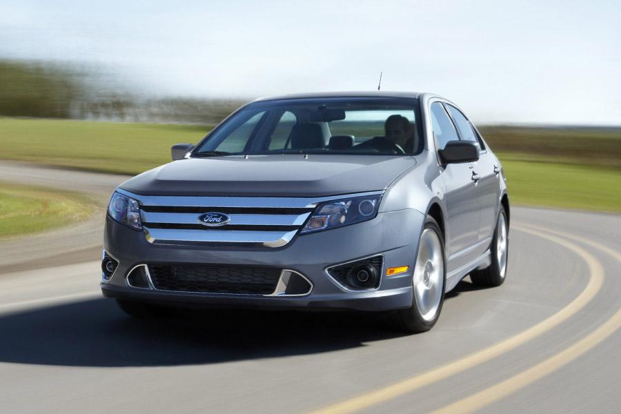 2011 Ford Fusion Photo 1 of 20