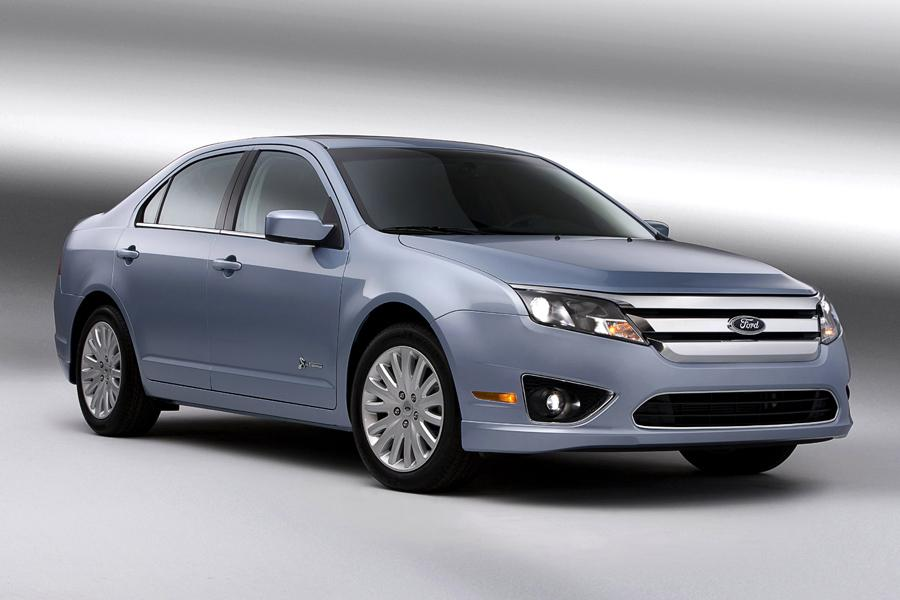 2011 ford fusion hybrid overview. Black Bedroom Furniture Sets. Home Design Ideas
