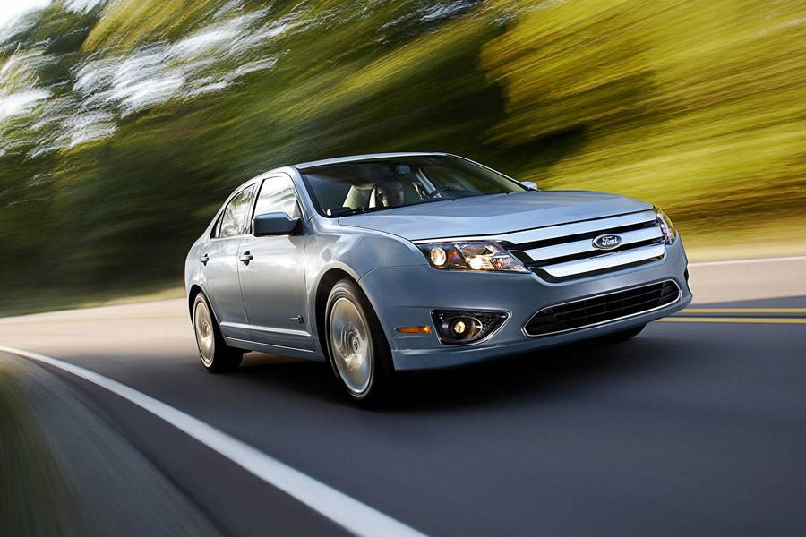 2011 Ford Fusion Hybrid Photo 2 of 20