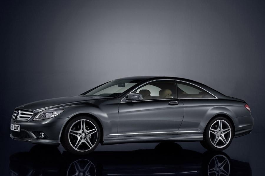 2011 Mercedes-Benz CL-Class Photo 2 of 20