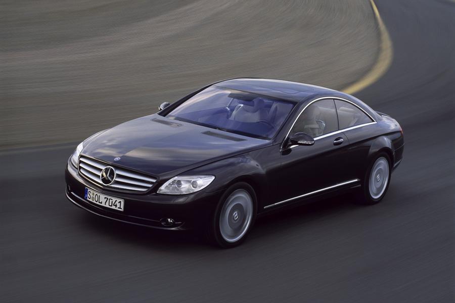 2011 Mercedes-Benz CL-Class Photo 3 of 20