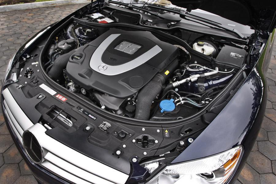 2011 Mercedes-Benz CL-Class Photo 5 of 20