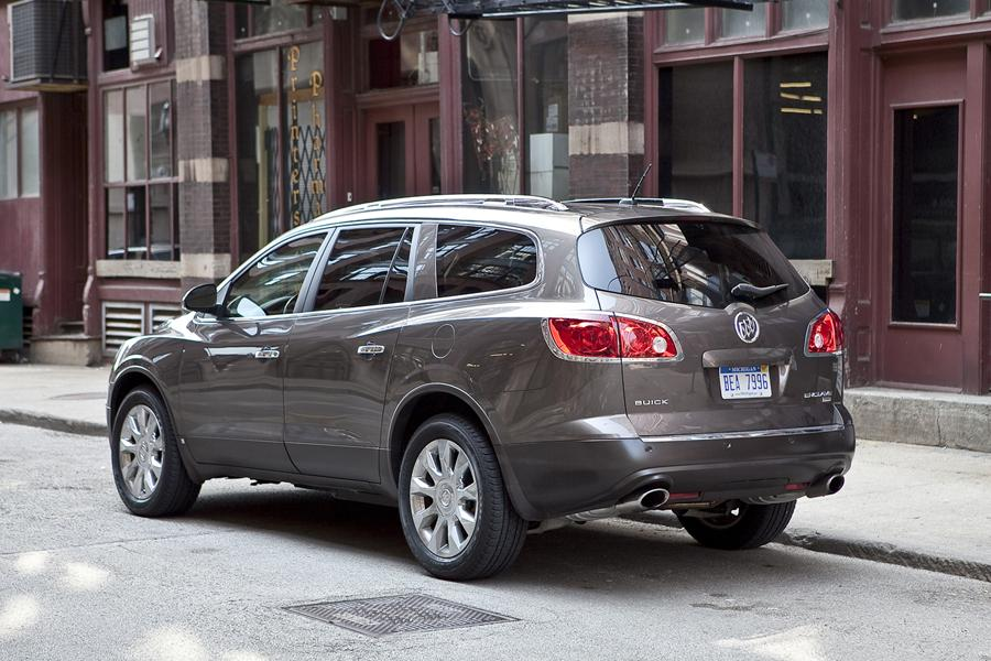 2011 Buick Enclave Photo 4 of 20