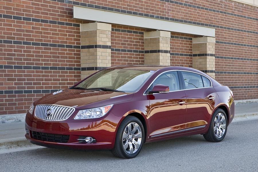 2011 Buick LaCrosse Photo 1 of 20