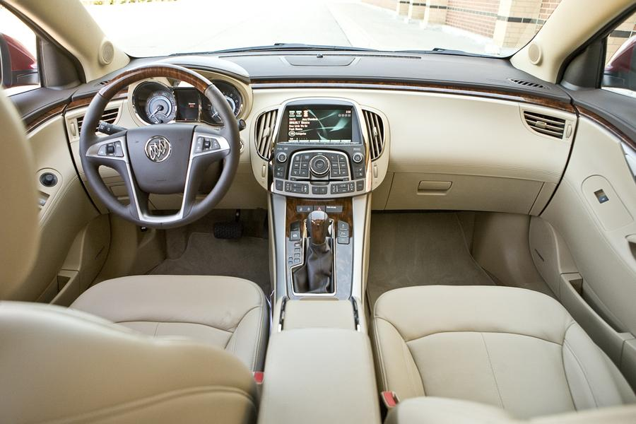 2011 Buick Lacrosse Reviews Specs And Prices