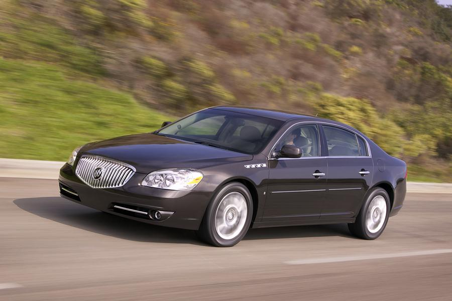 2011 Buick Lucerne Overview | Cars.com