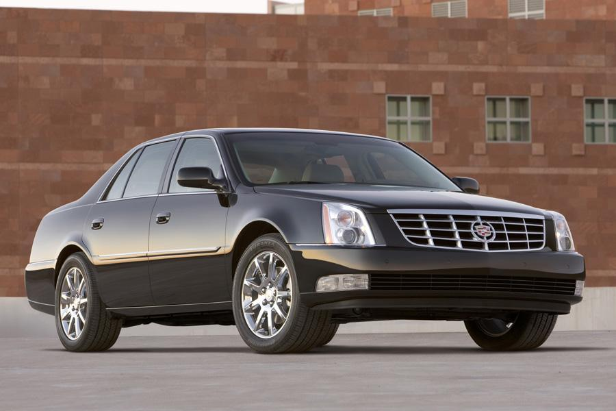 2011 Cadillac DTS Photo 3 of 20