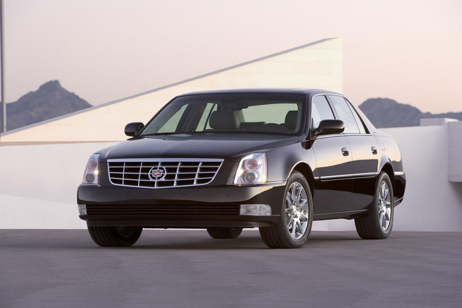 2011 Cadillac DTS Photo 4 of 20