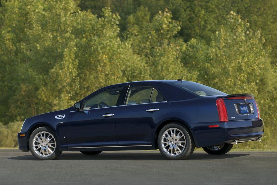 2011 Cadillac Sts Overview Cars Com