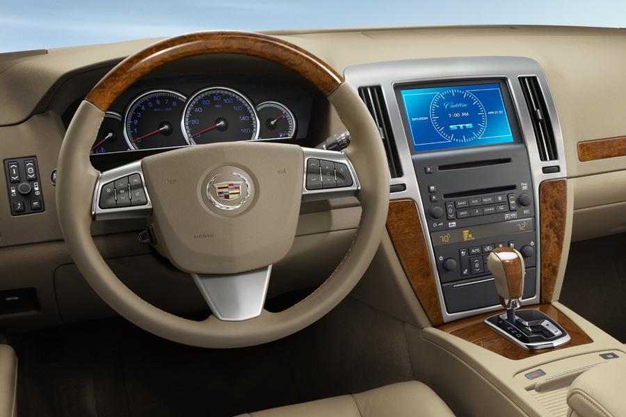 2011 Cadillac Sts Specs Pictures Trims Colors Cars Com