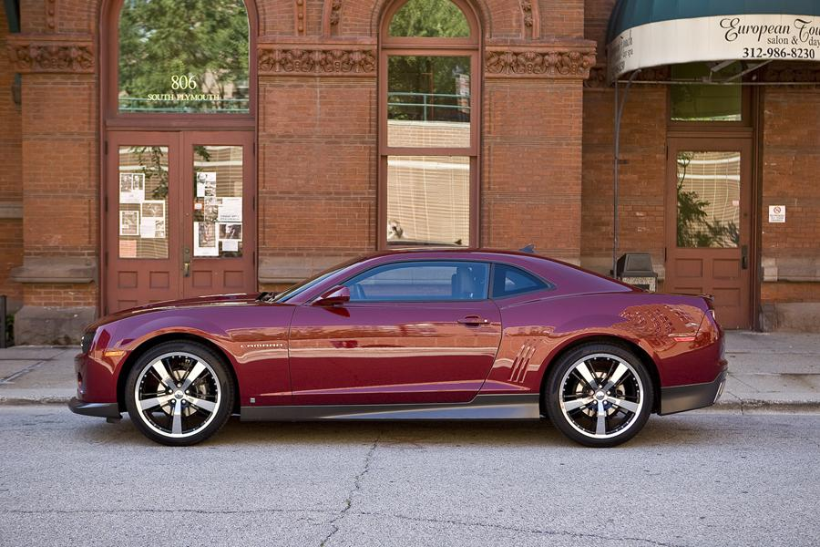 2011 Chevrolet Camaro Photo 4 of 20
