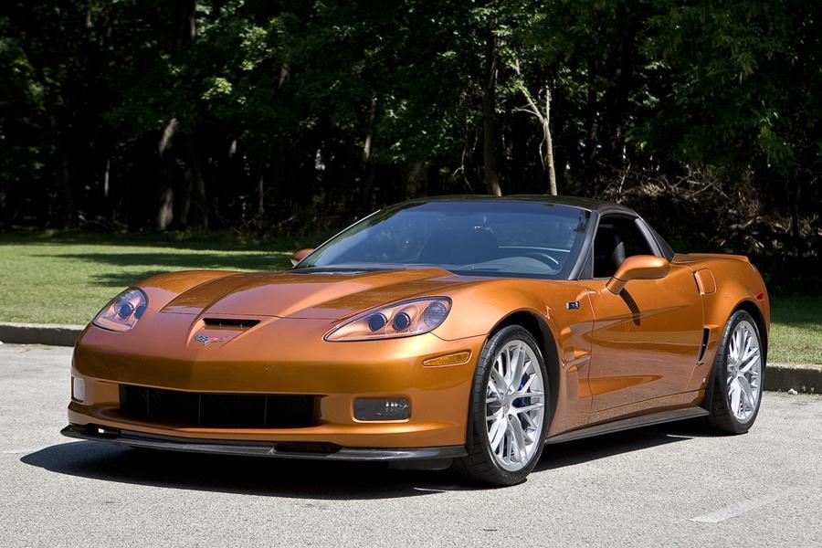 2011 Chevrolet Corvette Photo 1 of 20