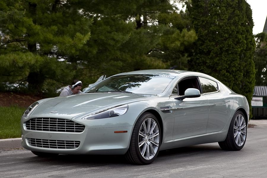 2010 Aston Martin Rapide Photo 1 of 20