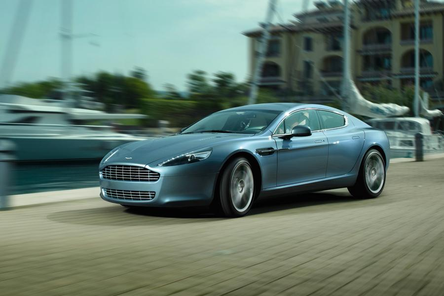 2010 Aston Martin Rapide Photo 3 of 20