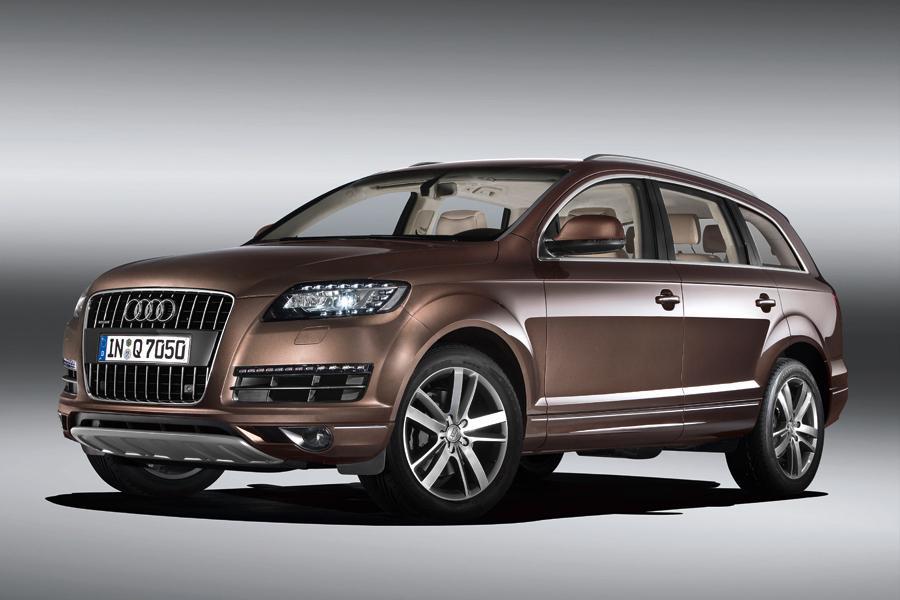 2011 Audi Q7 Overview