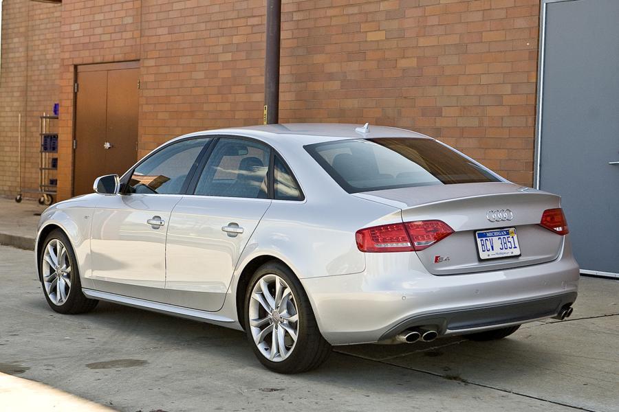 2011 Audi S4 Photo 4 of 20