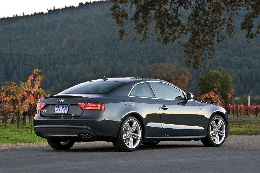 2011 Audi S5 Overview Cars Com
